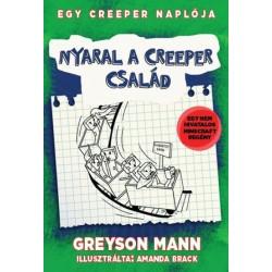 Nyaral a creeper család - Egy creeper naplója 6. - Egy nem hivatalos Minecraft regény
