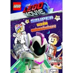 Lego Movie 2. - Szuper vidám színezőkönyv