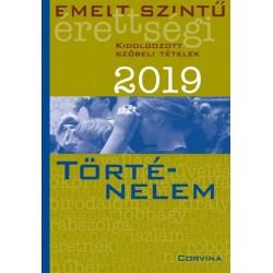 Hevesi Judit: Emelt szintű érettségi - történelem - 2019