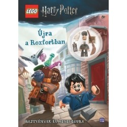 LEGO Harry Potter - Újra a Roxfortban - Harry Potter minifigurával