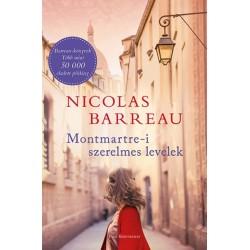 Nicolas Barreau: Montmartre-i szerelmes levelek