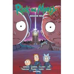 Rick and Morty - Második rész