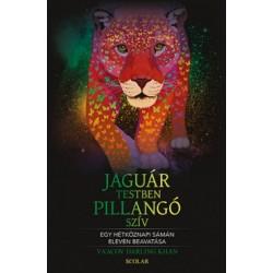 Ya'Acov Darling Khan: Jaguártestben pillangószív - Egy hétköznapi sámán eleven beavatása