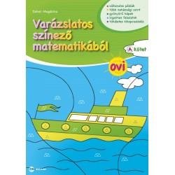 Dohar Magdolna: Varázslatos színező matematikából - OVI A kötet