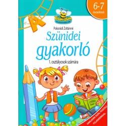 Pokorádi Zoltánné: Szünidei gyakorló - 1. osztályosok számára