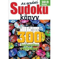 Tim Bender: Az eredeti Sudoku könyv - 2019 tavasz