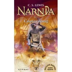 C. S. Lewis: Narnia 4. - Caspian herceg - Illusztrált kiadás