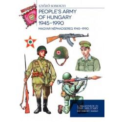 Somogyi Győző: Magyar honvédség 1945-1990 - Hungarian defence forces 1945-1990