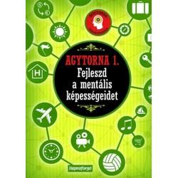 Lucas Riera: Agytorna 1. - Fejleszd a mentális képességeidet!