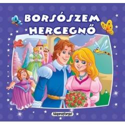 Mini pop-up - Borsószem hercegnő
