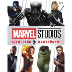Adam Bray: Marvel Studios - Szereplők nagykönyve