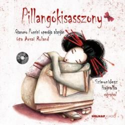 Acsai Roland: Pillangókisasszony - CD melléklettel