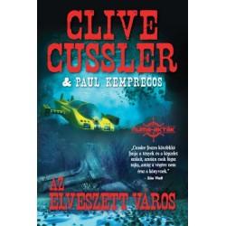 Clive Cussler - Paul Kemprecos: Az Elveszett város - Numa-akták 5.