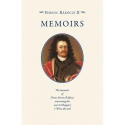 Ii. Rákóczi Ferenc: Rákóczi Ferenc emlékiratai - Memoirs, Confessio Peccatoris