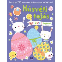 Húsvéti tojás - Matricás foglalkoztató