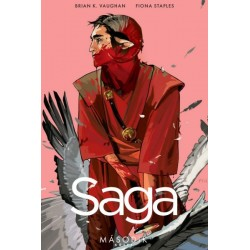 Brian K. Vaughan: Saga - Második kötet