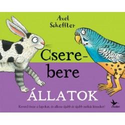 Axel Scheffler: Csere-bere állatok