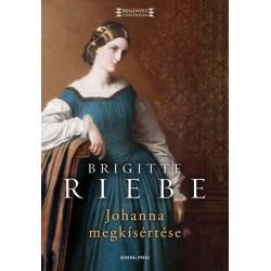 Brigitte Riebe: Johanna megkísértése