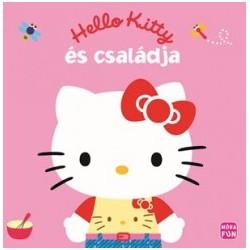 Hello Kitty és családja - lapozó