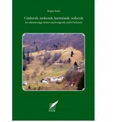 Hoppa Enikő: Cimberek, mokenek, karintiaiak, walserek - Az olaszországi német nyelvszigetek