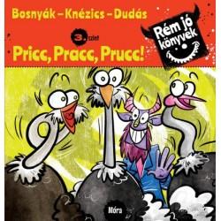 Bosnyák Viktória - Csájiné Knézics Anikó: Pricc,pracc,prucc! - Rém jó könyvek 3. szint