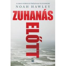Noah Hawley: Zuhanás előtt - puha táblás