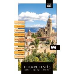 Tetemre festés - Kortárs spanyol drámák