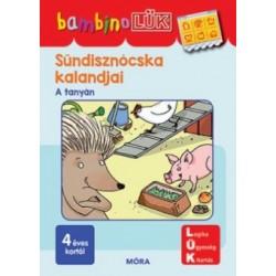 Friedrich Dandl: Sündisznócska kalandjai - LDI-140 - A tanyán - BambinoLÜK