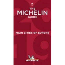 The Michelin Guide - Európa fővárosai étteremkalauz 2019