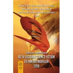 Jonathan Strahan: Az év legjobb science fiction és fantasynovellái 2019