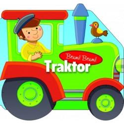 Agnieszka Bator: Brum! Brum! - Traktor