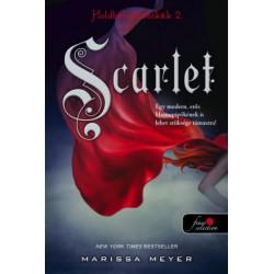 Marissa Meyer: Scarlet - Holdbéli krónikák 2.