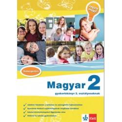 Szabó M. Ágnes: Magyar 2 - Gyakorlókönyv 2. osztályosoknak - Jegyre megy!