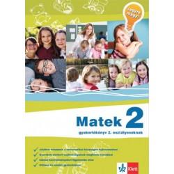 Sütő Katalin: Matek 2 - Gyakorlókönyv 2. osztályosoknak - Jegyre megy!