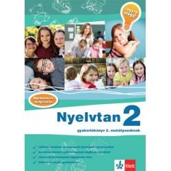 Sütő Katalin: Nyelvtan 2 - Gyakorlókönyv 2. osztályosoknak - Jegyre megy!