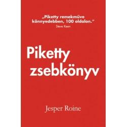 Jesper Roine: Piketty zsebkönyv