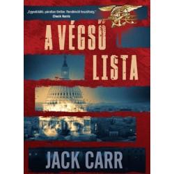Jack Carr: A végső lista