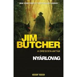 Jim Butcher - Barsiné Gál Erika: Nyárlovag