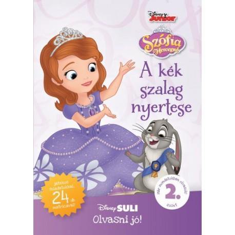 Szófia hercegnő - A kék szalag nyertese