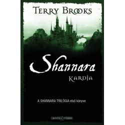 Terry Brooks - Barsiné Gál Erika: Shannara Kardja