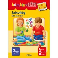 Színvilág - Első szavaim - BambinoLÜK