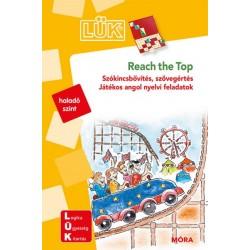 Reach the top - Játékos angol nyelvi feladatok - LÜK