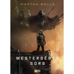 Martha Wells: Mesterséges sors - Az Öldöklő-naplók 2.