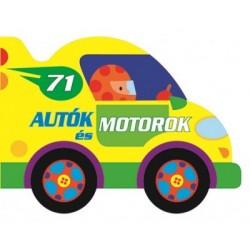Guruló kerekek - Autók és motorok
