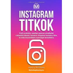 Jeremy McGilvrey: Instagram titkok