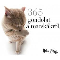 Helen Exley: 365 gondolat a macskákról