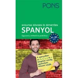 Yolanda Mateos Ortega: PONS Nyelvtan röviden és érthetően - Spanyol - A1-B2 szint