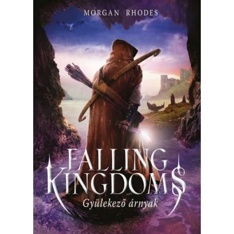 Morgan Rhodes: Gyülekező árnyak