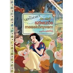 Disney - Hófehérke - Az első színezős mesekönyvem matricákkal