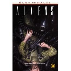 Dan Abnett - R. A. Salvatore: Aliens - Élet és halál